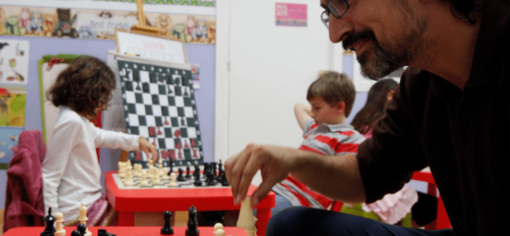 El pollito inglés: el juego de las ocho damas