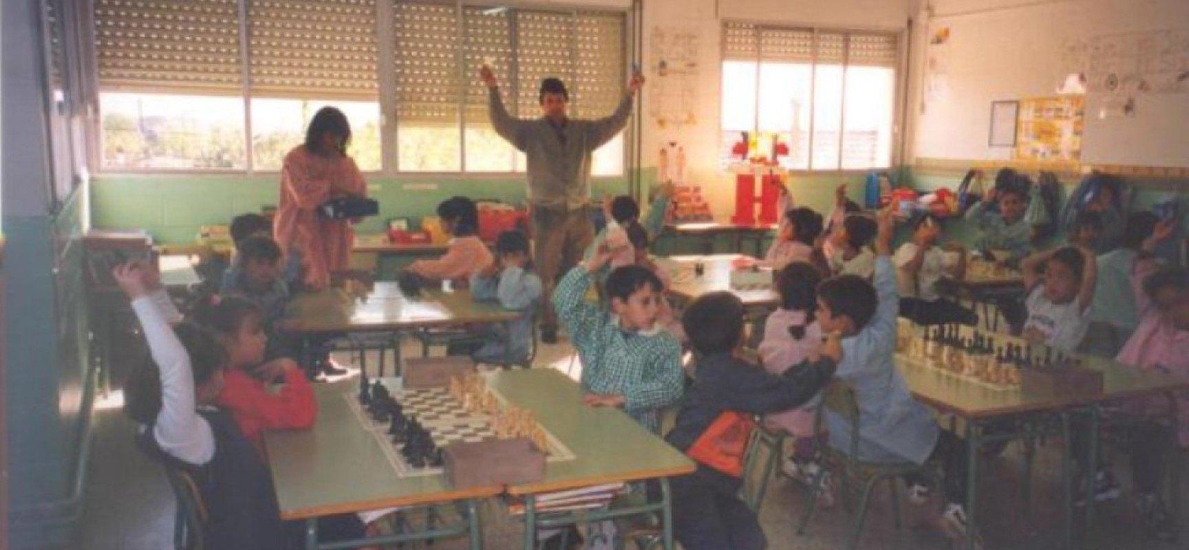 Ajedrez educativo/ajedrez competitivo, ¿dos experiencias contrapuestas?