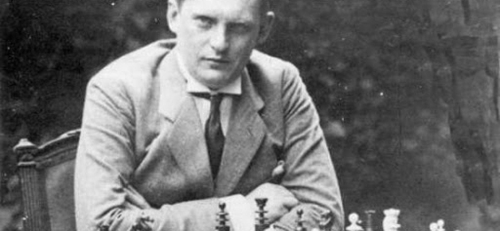 Cap. 7: Alexander Alekhine y entrevista a Sebastián Santaella
