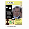 "Disponible el nº 4 de la revista digital del Club Magic de Extremadura ""Ajedrez social y terapéutico"""