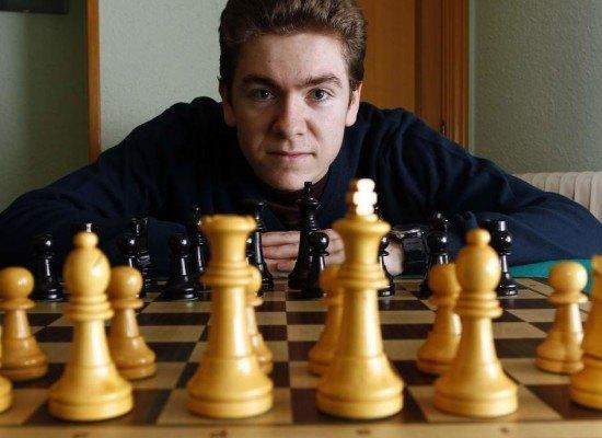 Cap. 9: David Antón, Sub-campeón absoluto de Europa de Ajedrez