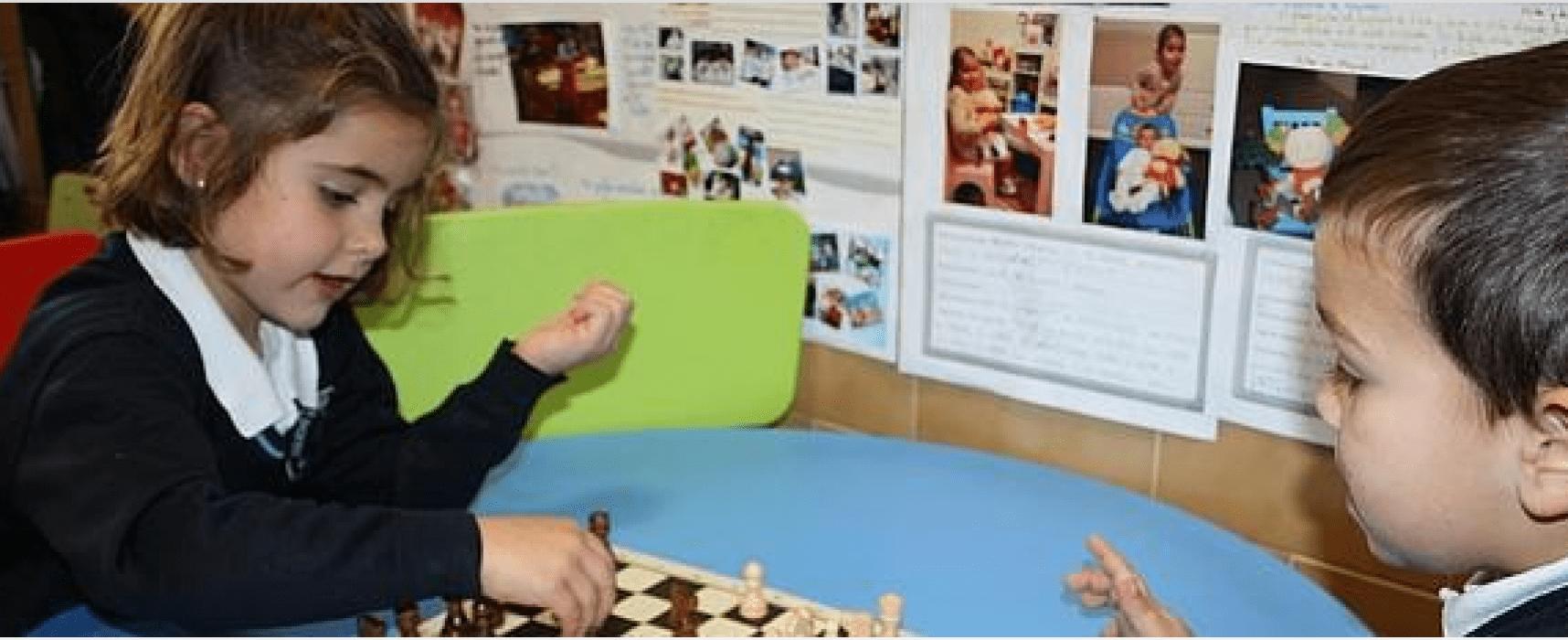 Nuestro proyecto de ajedrez escolar es noticia en la prensa