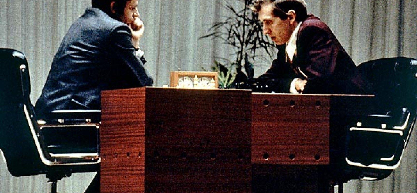 """Cap. 13: Spassky-Fischer (1972) """"El duelo del siglo"""" + las voces de los alumnos de la Escuela Municipal de Rincón de la Victoria"""