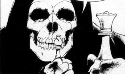 Ajedrez y muerte