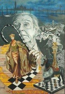 Borges y el ajedrez
