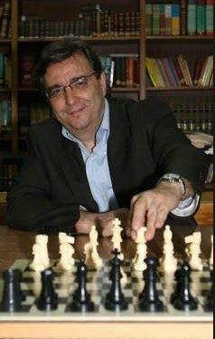 Marcelino Sión, director del Magistral de León desde 1997