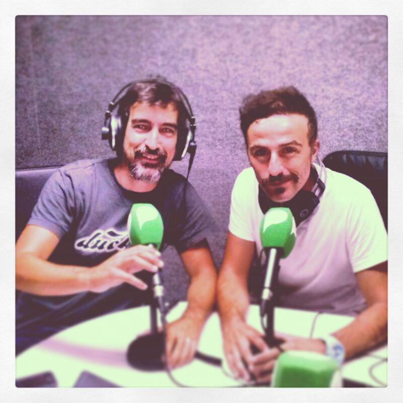 Foto con Roberto
