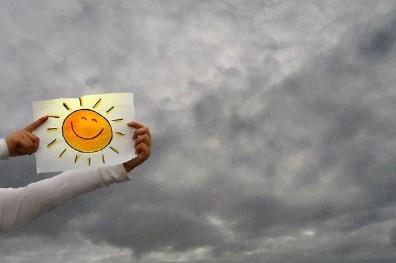 Un mirada positiva...a pesar de los nubarrones