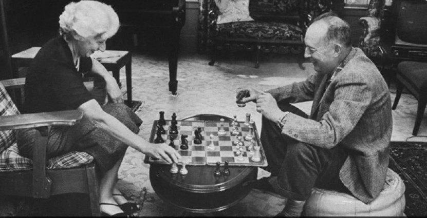 Vera y Nabokov