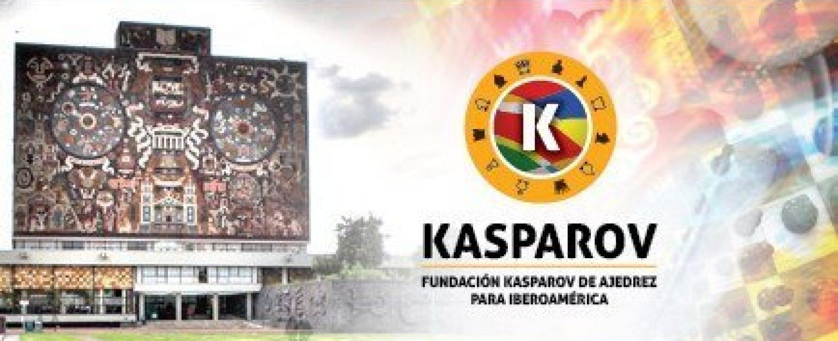Manuel Azuaga, ponente de la Fundación Kasparov para Iberoamérica