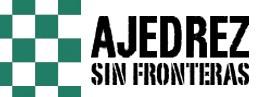 Ajedrez sin fronteras logo