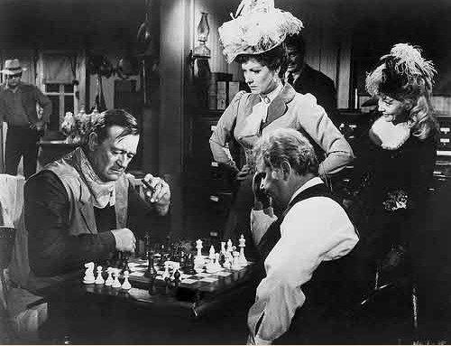 """Fotograma de la película """"El Dorado"""" (1966)"""