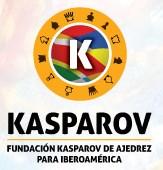Logo Kasparov con lema
