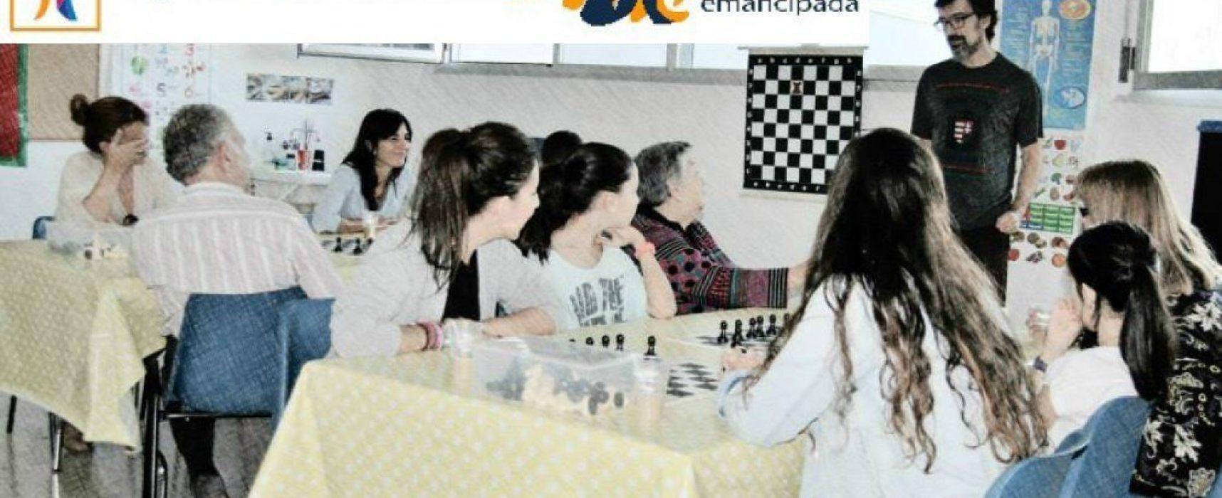 Proyecto social 'Ajedrez e igualdad' + las trampas en el ajedrez (caso Tetimov) + Leontxo Gª: el ajedrez en las escuelas
