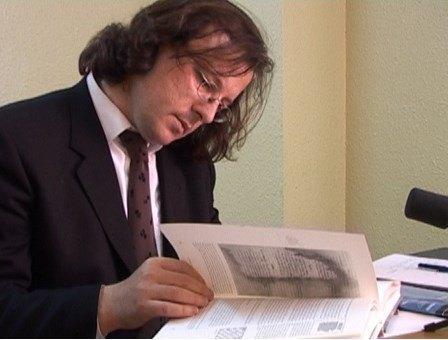 José Antonio Garzón, experto historiador especializado en ajedrez