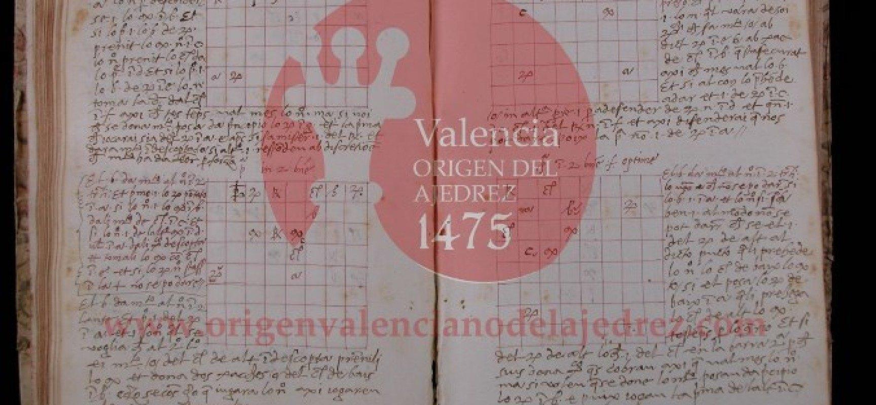 Película documental «La dama del ajedrez» y el origen valenciano del ajedrez moderno