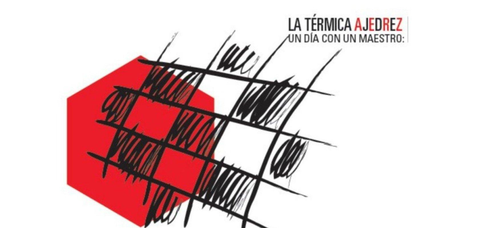 Ciclo inédito sobre Bobby Fischer en el centro de cultura contemporánea La Térmica (Málaga)