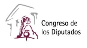 Sesión plenaria logo Congreso
