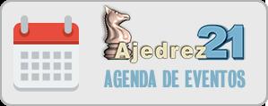 Ajedrez 21. Agenda de eventos