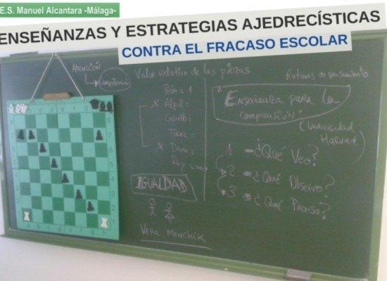 Alumna de compensación educativa: 'Desde que doy ajedrez me desenvuelvo mejor en las ecuaciones'