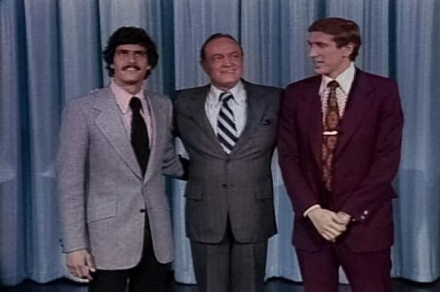 Mark Spitz, Bob Hope y Bobby Fischer