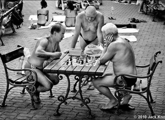 Mándanos tu foto y consigue la revista de ajedrez Capakhine