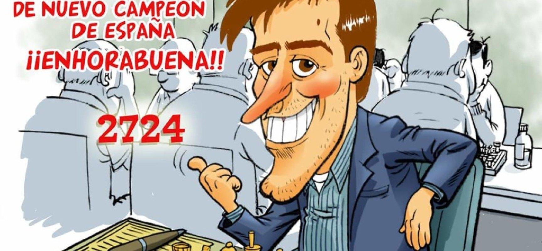 """Ernesto Fdez. Romero (MI): """"Vallejo, a su modo, trabaja muchísimas horas, no es solo talento"""""""