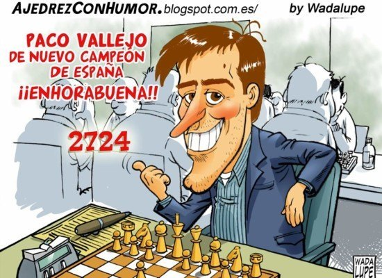Ernesto Fdez. Romero (MI): «Vallejo, a su modo, trabaja muchísimas horas, no es solo talento»