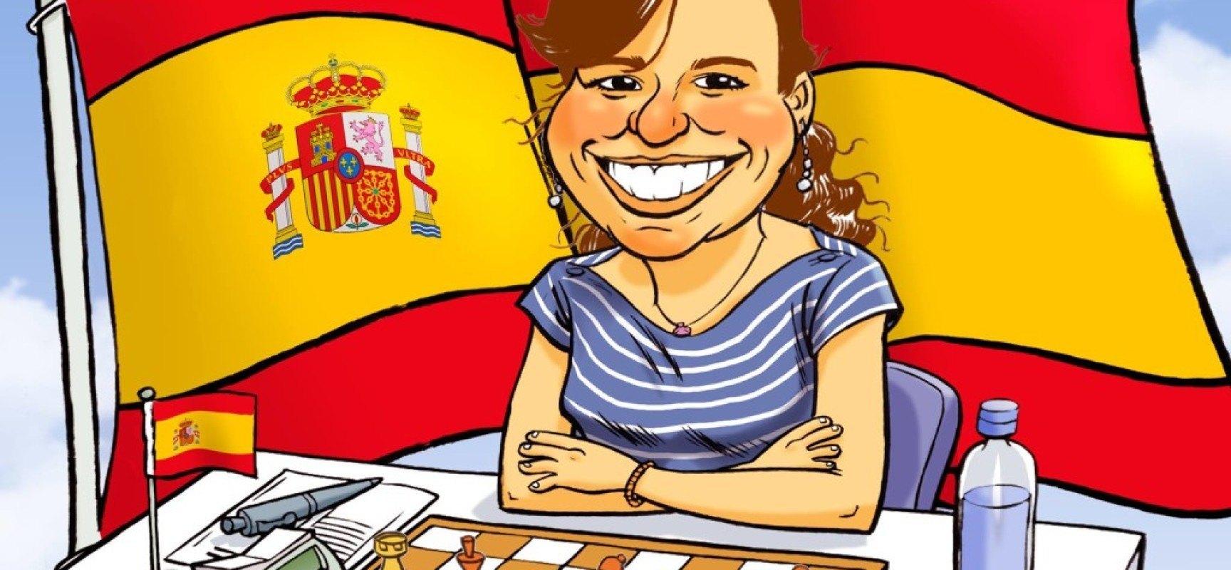 Sabrina Vega, Campeona de España de Ajedrez: «El ajedrez te hace pensar, algo fundamental para la vida» + Ramón y Cajal