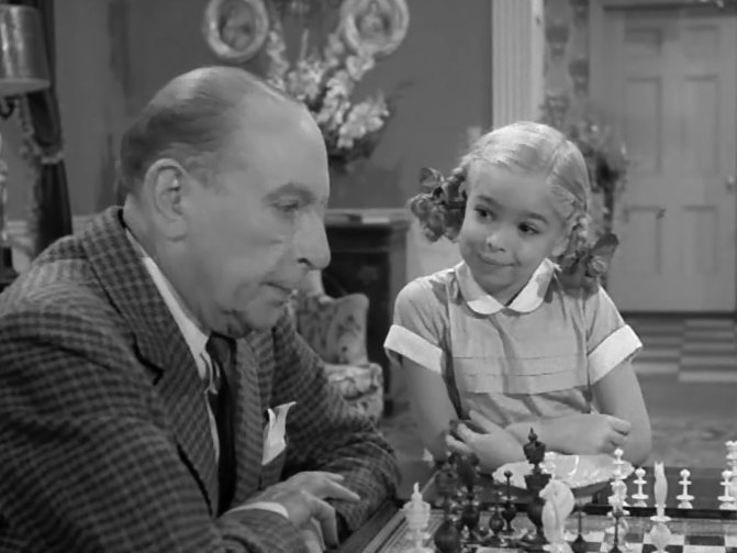 """Fotograma del episodio """"Un hombre muy querido"""" de la célebre serie """"Hitchcock presenta..."""""""