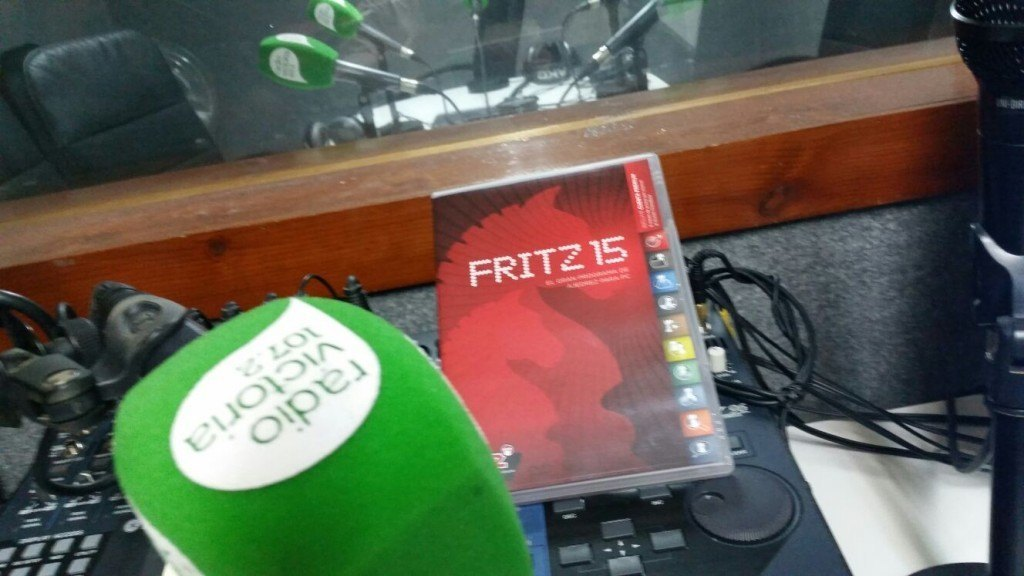 Fritz en la radio