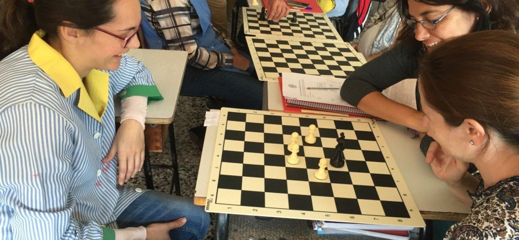 Formación de profesorado de Infantil en Colegio La Presentación (Málaga)