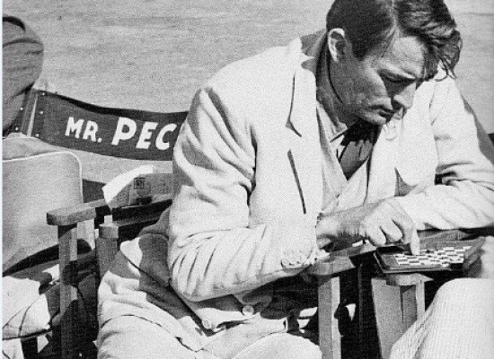 El juego ciencia en el plató, de Paul Newman a Gregory Peck