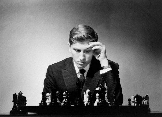Endgame. El espectacular ascenso y descenso de Bobby Fischer.