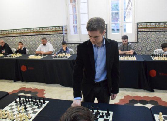 """David Antón: """"Carlsen seguirá dominando hasta que llegue yo…al menos eso espero"""""""