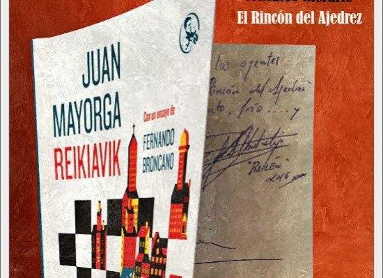 Concurso literario «El Rincón del Ajedrez»