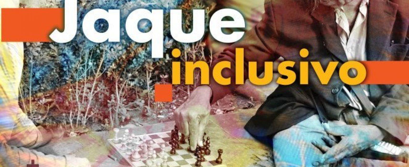 Viernes 22/4/16. Segunda sesión del proyecto de ajedrez «Jaque Inclusivo» en Málaga