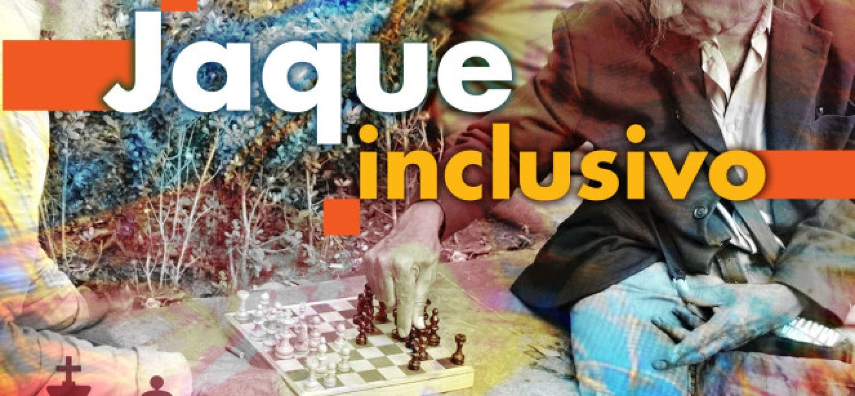 """Viernes 22/4/16. Segunda sesión del proyecto de ajedrez """"Jaque Inclusivo"""" en Málaga"""