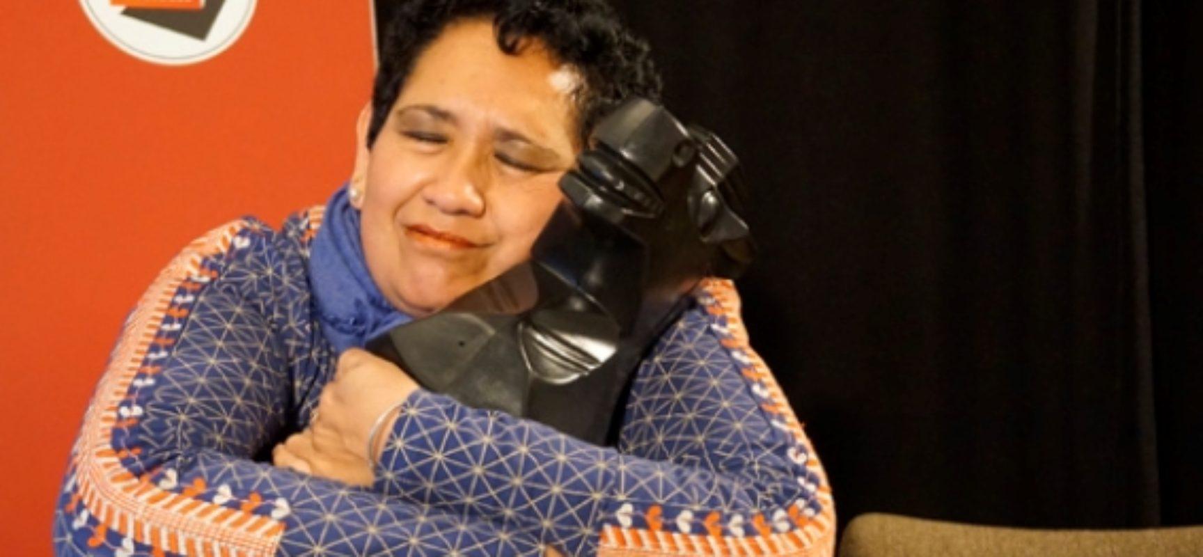 """Patricia Claros: """"Para mí, decir no puedo es una derrota"""""""