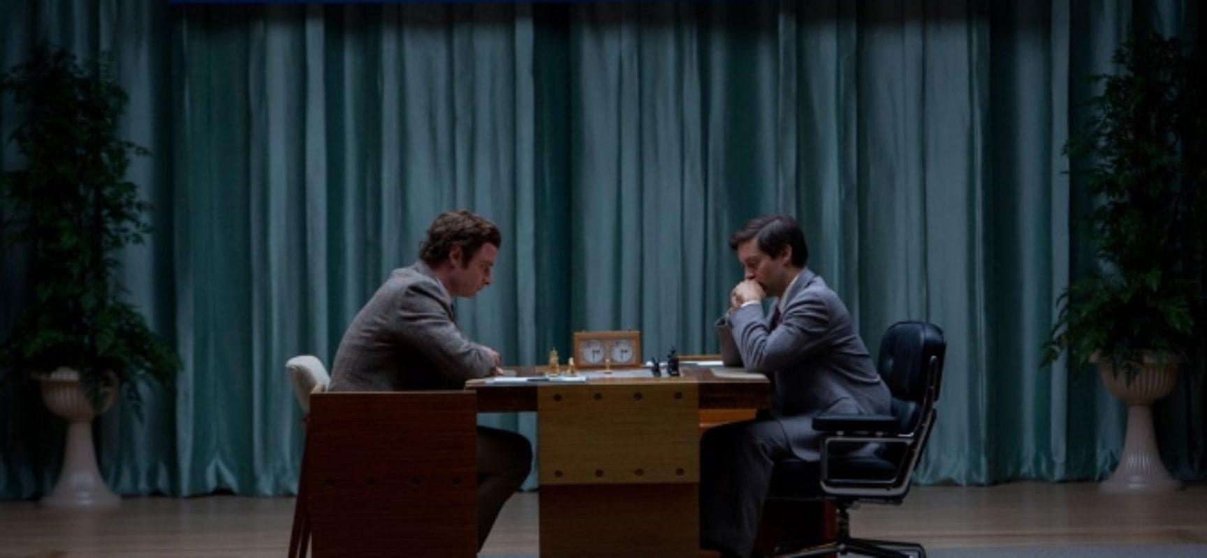 Crítica de Pawn Sacrifice, la película sobre el duelo Spassky-Fischer