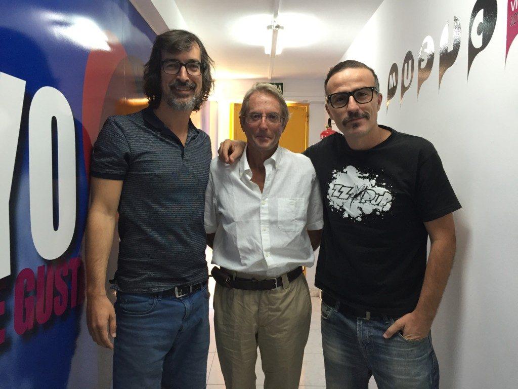 El maestro Azuaga, Ramón de Unamuno y Roberto López