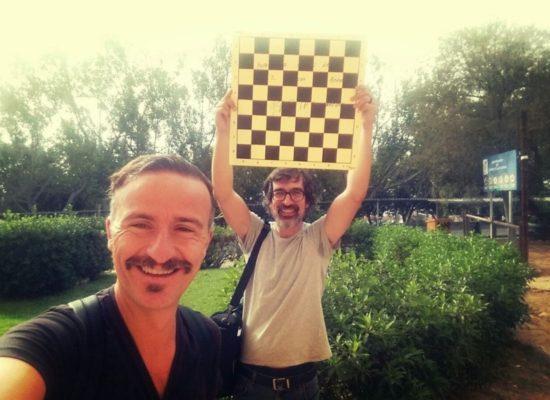 Luis F. Siles (Capakhine): 'No nos debemos olvidar: el ajedrez, más allá de arte, ciencia o deporte, es un juego'