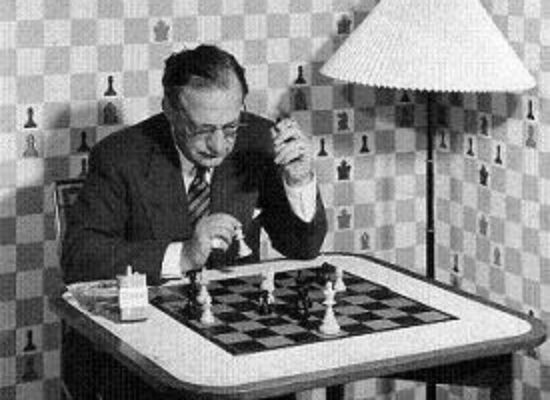 Koltanowski, la asombrosa vida del cortador de diamantes que jugaba a la ciega