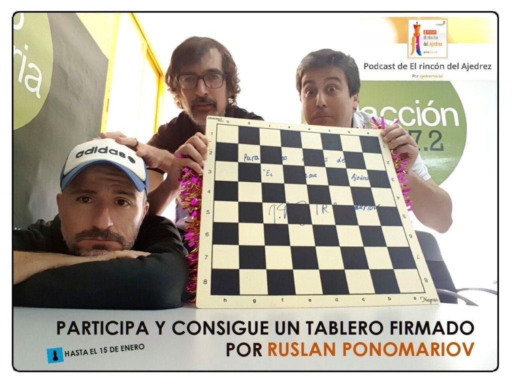 Roberto López, Manuel Azuaga y Sergio Caballero