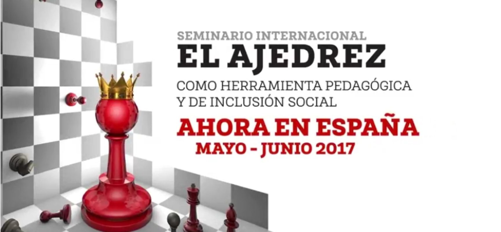 La Fundación Kasparov formará nuevos docentes de ajedrez en Sevilla y Málaga