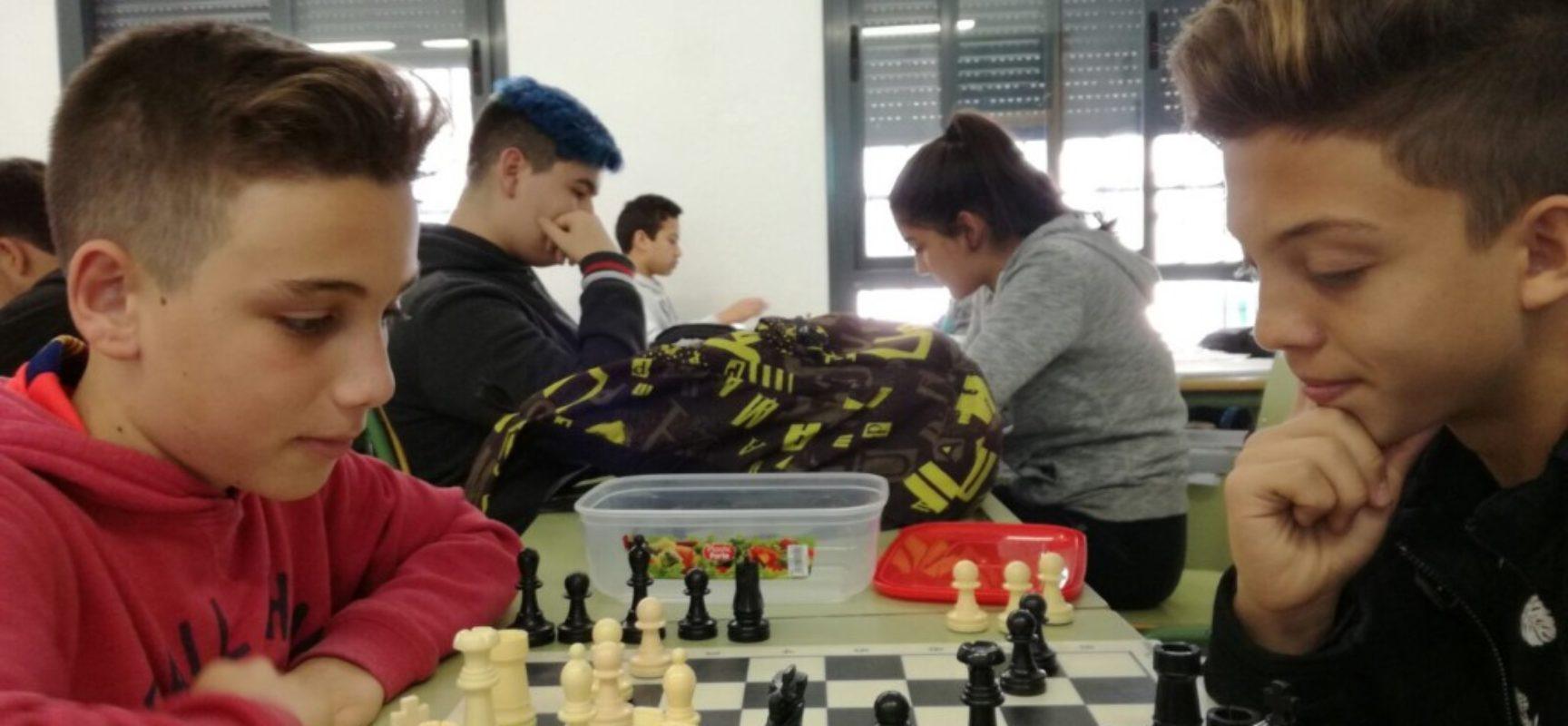 El ajedrez se abre paso en las escuelas andaluzas
