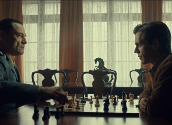 Luis Oliveros: «Cuando estás viendo ´El jugador de ajedrez´es como si vieras ´Rocky´»