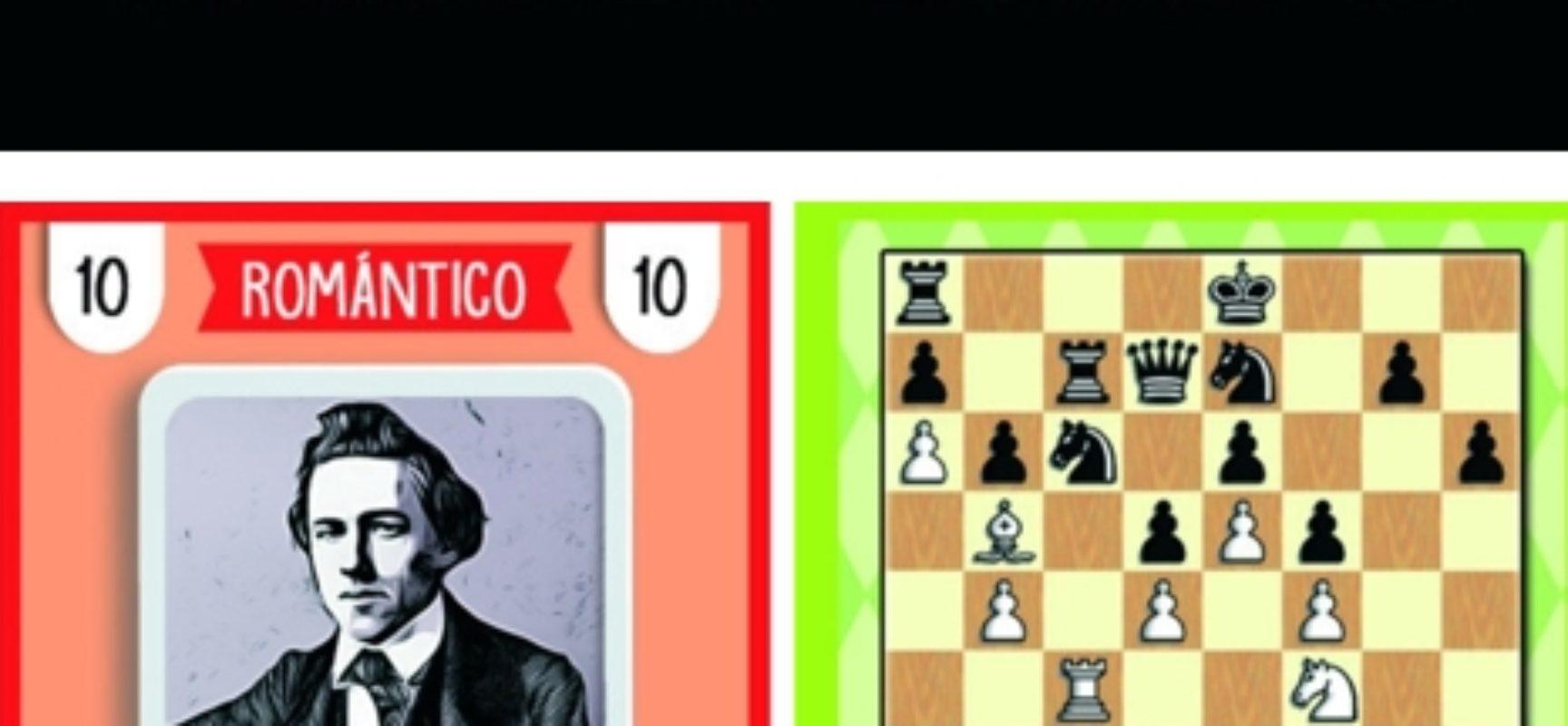 Jordi Seguí, creador de Caissa Cards: «Lo que uno aprende jugando, lo hace sin esfuerzo»