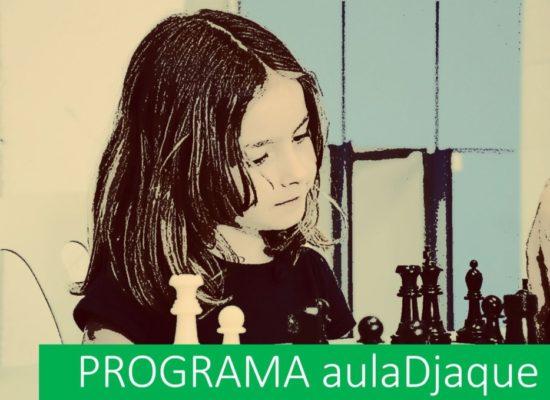 Abierto el plazo de inscripción del programa andaluz aulaDjaque