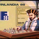 Ruy López de Segura, el clérigo que enseñó ajedrez a Felipe II